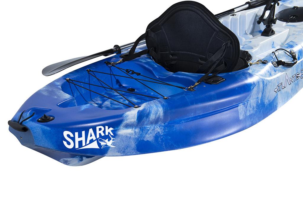 Atlantis Shark blu