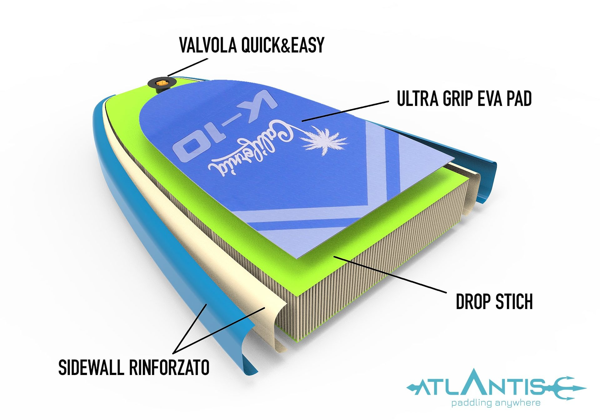 Atlantis-single-layer-3D